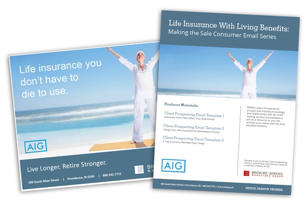 Life insurance with living benefits resources